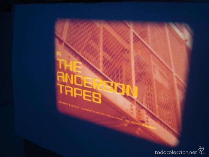 Cine: SUPER GOLPE EN MANHATTAN-PELICULA SUPER 8 MM-RETRO VINTAGE FILM - Foto 6 - 57283954