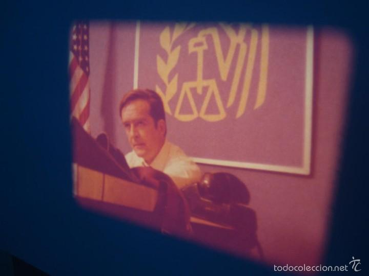 Cine: SUPER GOLPE EN MANHATTAN-PELICULA SUPER 8 MM-RETRO VINTAGE FILM - Foto 14 - 57283954