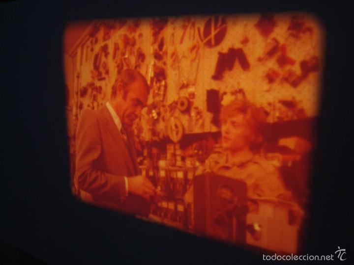 Cine: SUPER GOLPE EN MANHATTAN-PELICULA SUPER 8 MM-RETRO VINTAGE FILM - Foto 15 - 57283954