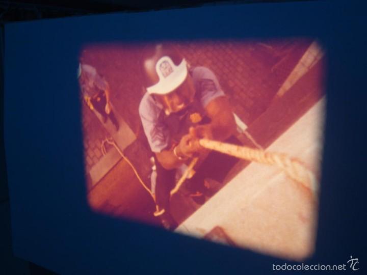 Cine: SUPER GOLPE EN MANHATTAN-PELICULA SUPER 8 MM-RETRO VINTAGE FILM - Foto 18 - 57283954