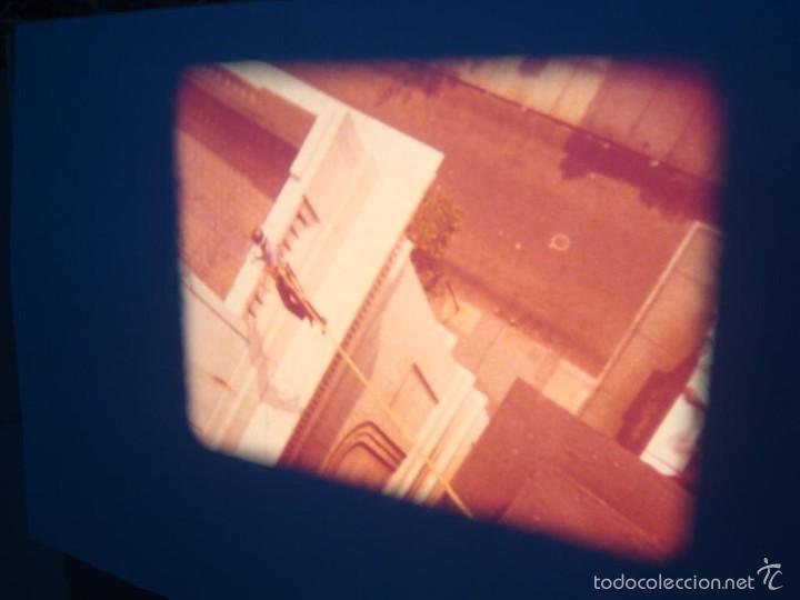 Cine: SUPER GOLPE EN MANHATTAN-PELICULA SUPER 8 MM-RETRO VINTAGE FILM - Foto 19 - 57283954