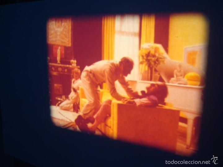 Cine: SUPER GOLPE EN MANHATTAN-PELICULA SUPER 8 MM-RETRO VINTAGE FILM - Foto 20 - 57283954