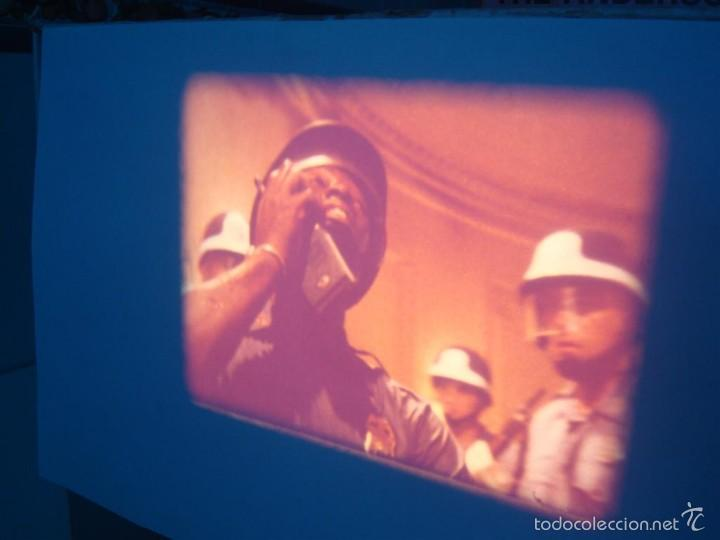 Cine: SUPER GOLPE EN MANHATTAN-PELICULA SUPER 8 MM-RETRO VINTAGE FILM - Foto 21 - 57283954
