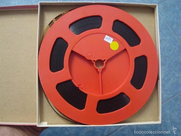 Cine: SUPER GOLPE EN MANHATTAN-PELICULA SUPER 8 MM-RETRO VINTAGE FILM - Foto 29 - 57283954