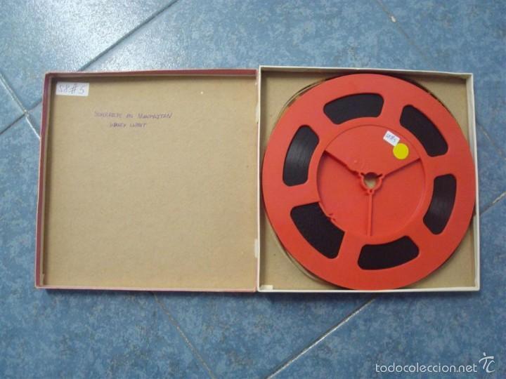 Cine: SUPER GOLPE EN MANHATTAN-PELICULA SUPER 8 MM-RETRO VINTAGE FILM - Foto 30 - 57283954