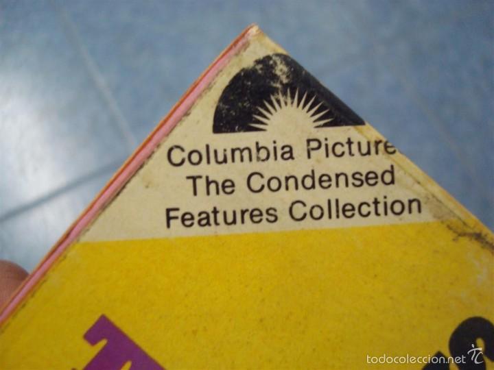 Cine: SUPER GOLPE EN MANHATTAN-PELICULA SUPER 8 MM-RETRO VINTAGE FILM - Foto 31 - 57283954
