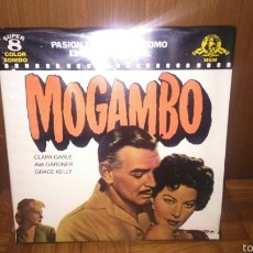 Cine: PELICULA MOGAMBO. Lote 57951783