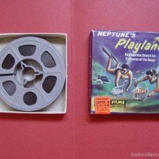 Cine: SÚPER 8 MM.: NEPTUNE'S PLAYLAND (CASTLE FILMS) 1970'S ¡ORIGINAL! COLECCIONISTA. Lote 58435749
