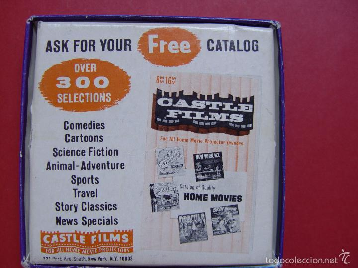 Cine: SÚPER 8 mm.: NEPTUNE'S PLAYLAND (Castle Films) 1970's ¡ORIGINAL! Coleccionista - Foto 3 - 58435749