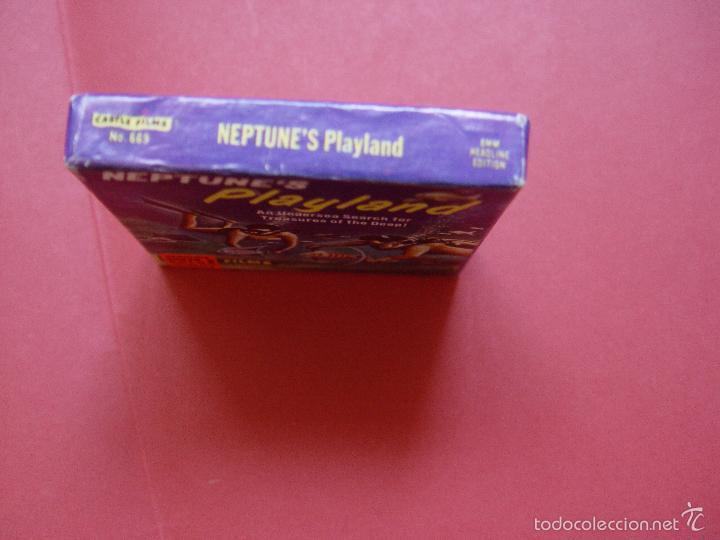 Cine: SÚPER 8 mm.: NEPTUNE'S PLAYLAND (Castle Films) 1970's ¡ORIGINAL! Coleccionista - Foto 8 - 58435749