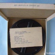 Cine: THE BEATLES - CONCIERTO WASHINGTON 1964. Lote 67311605