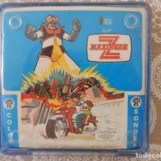 Cine: MAZINGER Z - SUPER 8 MM - COLOR SONORA - ALEX FILMS. Lote 68365277