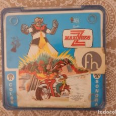 Cine: MAZINGER Z - SUPER 8 MM - CAPITULO 4 - COLOR SONORA - ALEX FILMS. Lote 68367305