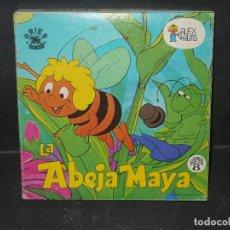Cine: LA ABEJA MAYA, ALEX FIMS, SUPER 8 1978, Nº 6502, MAYA Y LAS HORMIGAS , SONORO EN ESPAÑOL.. Lote 68394217