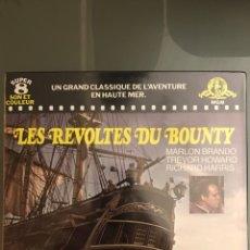 Cine: MARLON BRANDO - LES REVOLTES DU BOUNTY. Lote 106959834