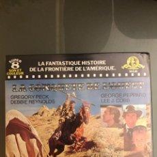 Cine: SUPER8 LA CONQUISTA DEL OESTE. Lote 70040858