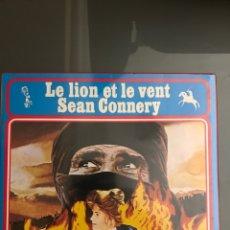 Cine: SEAN CONNERY - LE LION ET E VENT. Lote 70118351
