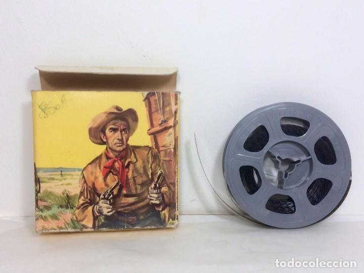 PELICULA FRANCESA DE SUPER 8 - LE SALON DE LA MORT - FILM OFFICE COWBOY OESTE (Cine - Películas - Super 8 mm)