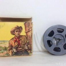 Cine: PELICULA FRANCESA DE SUPER 8 - LE SALON DE LA MORT - FILM OFFICE COWBOY OESTE. Lote 72340427