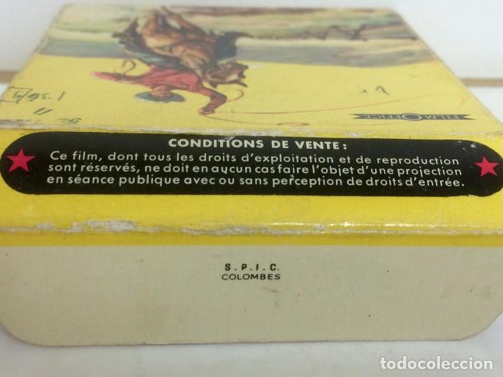 Cine: Pelicula Francesa de Super 8 - Le Salon de la Mort - Film Office Cowboy Oeste - Foto 6 - 72340427