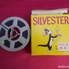 Cine: PELICULA SUPER 8 MM. SILVESTER. SCI NAUTICO. WARNER BROS. TECHNO FILM.. Lote 72375423