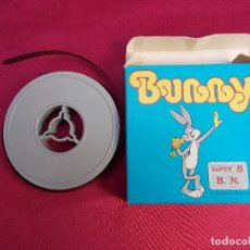 Cine: PELICULA SUPER 8 MM. BUNNY. LO SCAMBIO. WARNER BROS. TECHNO FILM.. Lote 72375683