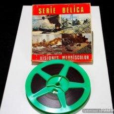 Cine: PELICULA SUPER 8 VIS. MARBISCOLOR S. BELICA (QUEDAMOS CUATRO) 120M. Lote 73867345