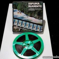 Cine: PELICULA SUPER 8 MAMPEL ASENS ESPUMA RUGIENTE 120M. Lote 73867369