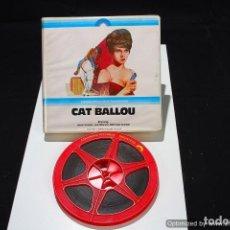 Cine: PELICULA SUPER 8 COLUMBIA CAT BALLOU S8/C/S 120M. Lote 73867437