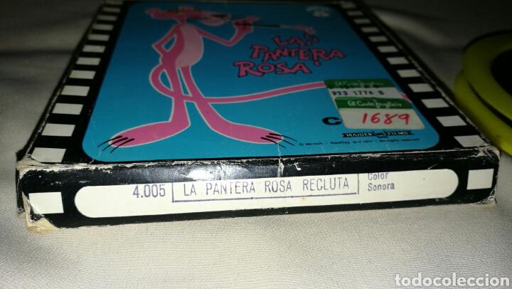 Cine: Película super 8 la pantera rosa recluta - Foto 2 - 74359357