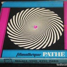 Cine: SUPER 8 ++ RENDEZ VOUS AVEC PARIS ++ DOCUMENTAL DE 60 METROS. Lote 137306564
