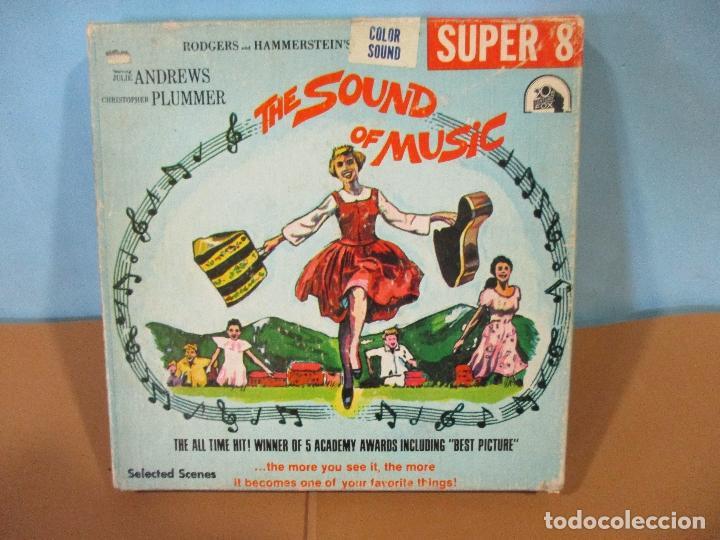 PELICULA SUPER 8 DE 120 METROS-SONRISAS Y LAGRIMAS- SONORA (Cine - Películas - Super 8 mm)