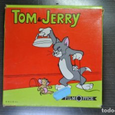 Cine: PELICULA SUPER 8MM TOM & JERRY - SONORA. Lote 78463549