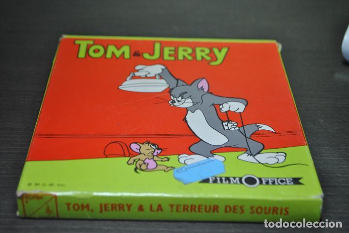 Cine: Pelicula super 8mm Tom & Jerry - Sonora - Foto 2 - 78463549