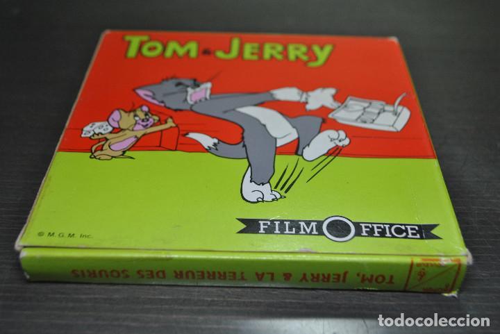Cine: Pelicula super 8mm Tom & Jerry - Sonora - Foto 3 - 78463549