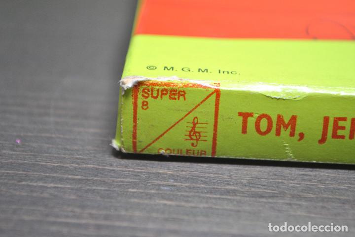 Cine: Pelicula super 8mm Tom & Jerry - Sonora - Foto 4 - 78463549