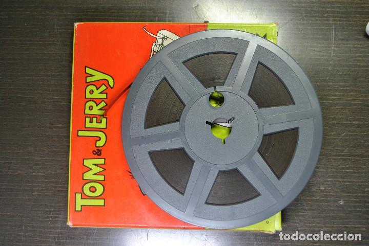 Cine: Pelicula super 8mm Tom & Jerry - Sonora - Foto 7 - 78463549