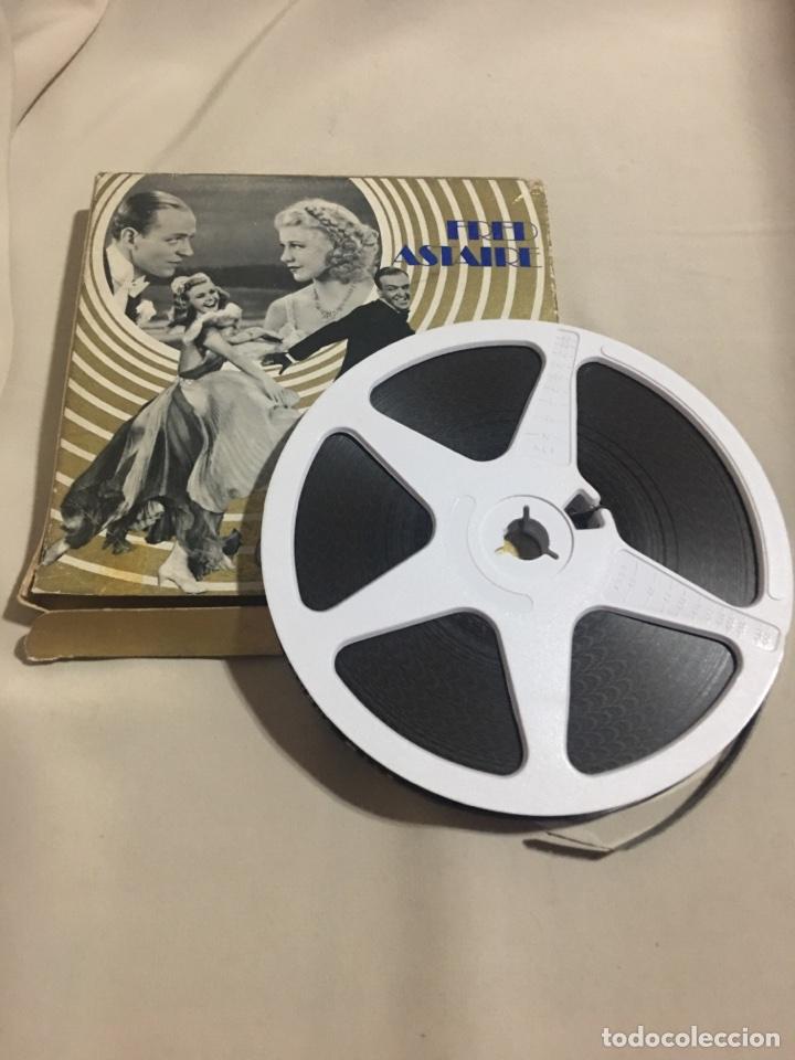 Cine: Película Súper 8 MM. La alegre divorciada. Fred Asteire y Ginger Rogers. 86 m - Foto 3 - 79325182