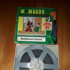 Cine: PELICULA SUPER 8 MJ.MAGOO. Lote 81218359