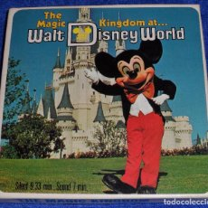 Cine: THE MAGIC KINGDOM AT WALT DISNEY WORLD - SUPER 8MM. Lote 81278800