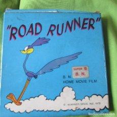 Cine: PELICULA SUPER 8 --- ROAD RUNNER --- WARNER BROS. Lote 81508120