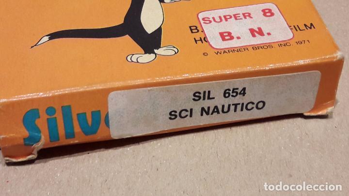 Cine: SILVESTRO. SCI NAUTICO. B/N - TECHNO FILM / CAJA ORIGINAL. - Foto 3 - 82212472