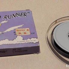 Cine: ROAD RUNNER. L'AQUILONE. B/N - TECHNO FILM / CAJA ORIGINAL.. Lote 82213252