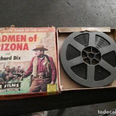 Cine: BAD MEN OF ARIZONA WESTERN FROM USA. Lote 95404294