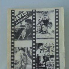 Cine: CATÁLOGO PELICULAS SUPER 8 - VIDEOCLUB - AÑOS 80 - MAZINGER Z - TINTIN VICKIE STAR WARS BEATLES ... Lote 90583790