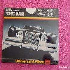 Cine: EL AUTO UNIVERSAL 8 FILMS 4228 THE CAR FRED WILLIAMSON SUPER 8 DOBLADA AL ESPAÑOL. Lote 93235435