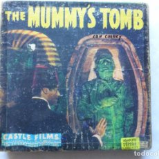 Cine: PELICULA SUPER 8 B/N . THE MUMMY´S TOMB - CASTLE FILMS -. Lote 94172965
