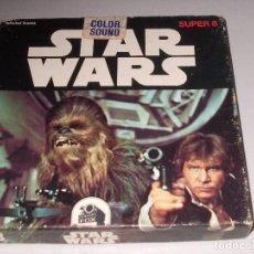 Cine: STAR WARS COLOR SOUND 20 CENTURY FOX F48, 1.977, CAJA CON DOS TRÍPTICOS, VER FOTOS. Lote 95551715