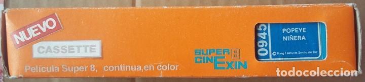CINEXIN COLOR CASSETTE. ROBIN HOOD TRIUNFA AÑOS 80. EL CINE SIN FIN. DE EXIN LINES BROS (Cine - Películas - Super 8 mm)