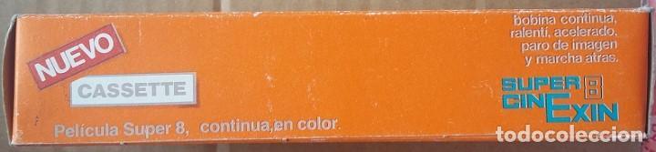 Cine: Cinexin color cassette. Robin Hood Triunfa años 80. El cine sin fin. De Exin Lines Bros - Foto 4 - 99250251
